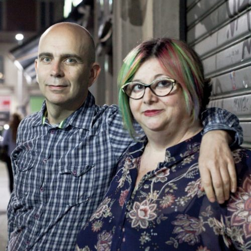 Alessandra De Santis e Attilio Nicoli Cristiani